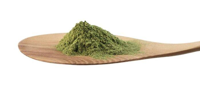 Brokoli idupulber